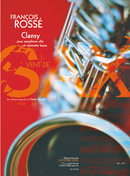 Clansy - Saxophone Mib et Cla. Basse