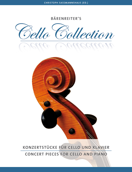 Konzertstuecke for Violoncello and Piano