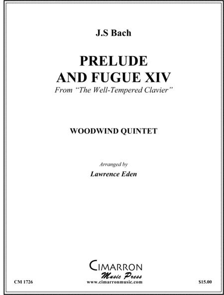 Prelude and Fugue XIV
