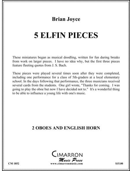 Five Elfin Dances
