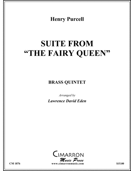 Suite from Fairy Queen