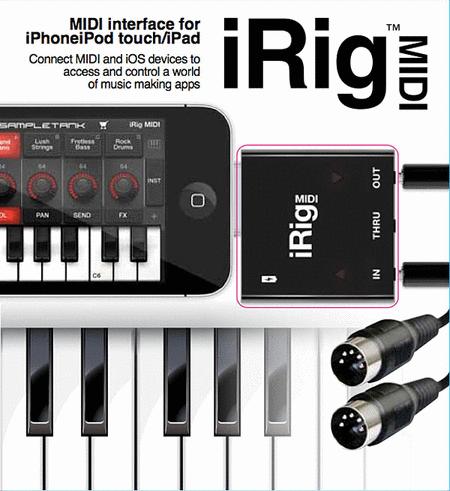 iRig(TM) MIDI