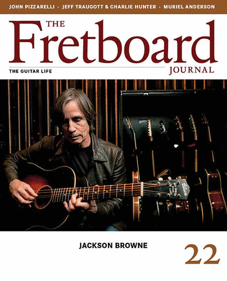 Fretboard Journal Magazine - Summer 2011