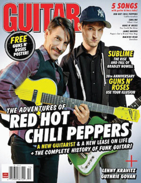 Guitar World Magazine Back Issue - October 2011