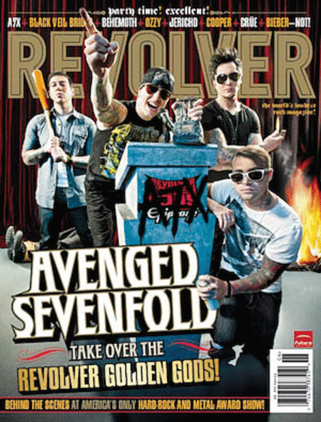 Revolver Magazine Back Issue - May/June 2011