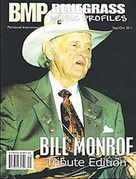 Bluegrass Music Profiles - Sept/Oct 2011