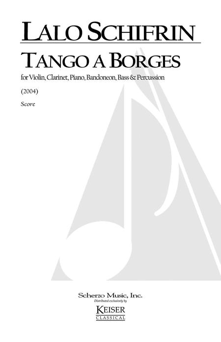 Tango a Borges