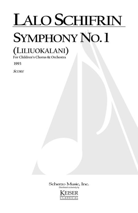 Symphony No. 1: Liliuokalani
