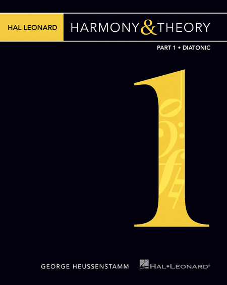 Hal Leonard Harmony & Theory - Part 1: Diatonic