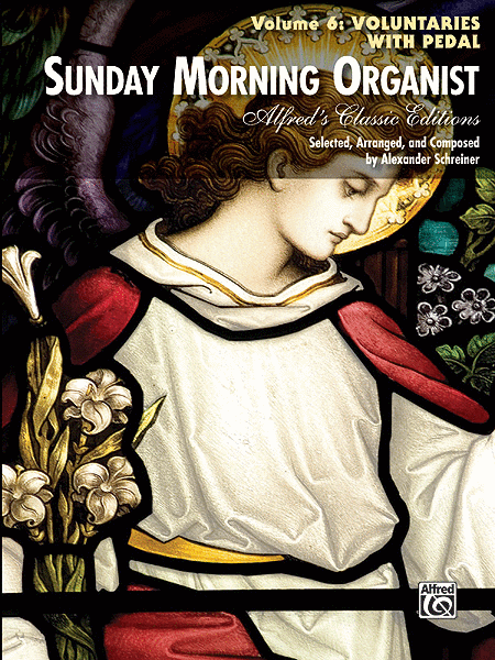 Sunday Morning Organist, Volume 6