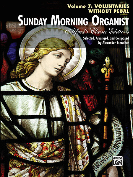 Sunday Morning Organist, Volume 7
