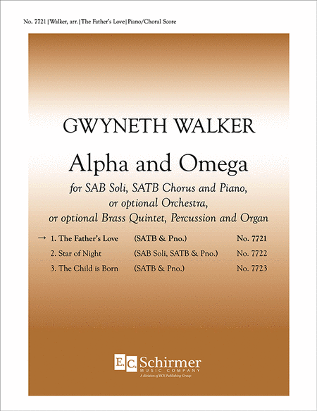 Alpha and Omega: No. 1 The Father's Love