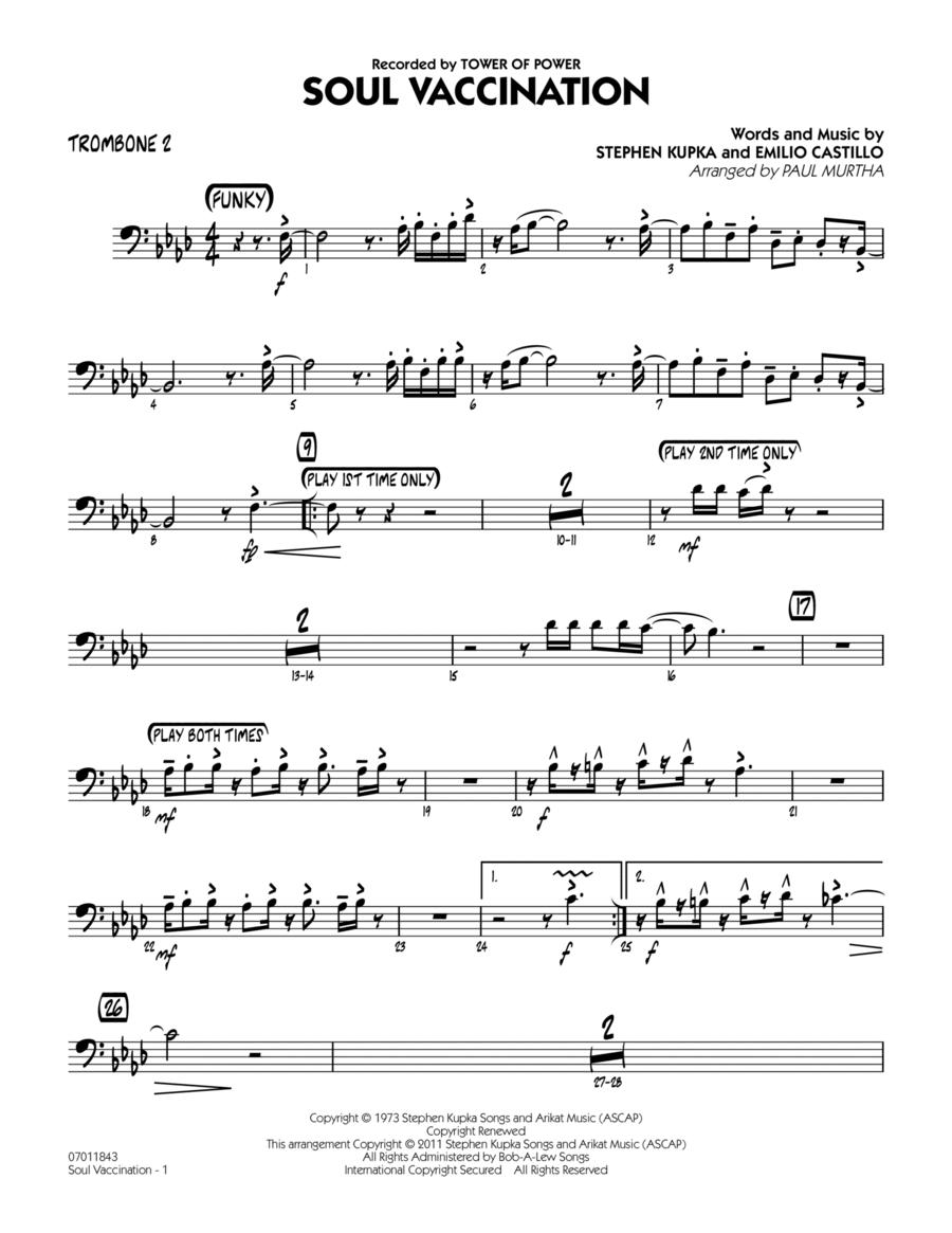 Soul Vaccination - Trombone 2