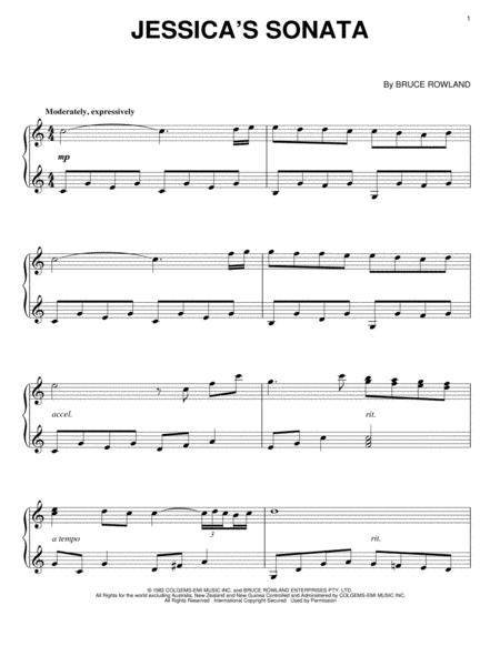 Jessica's Sonata