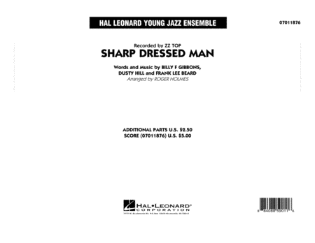 Sharp Dressed Man - Full Score