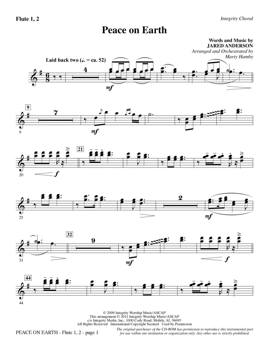 Peace On Earth - Flute 1 & 2
