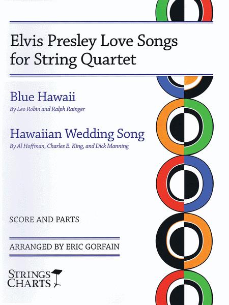 Elvis Presley Love Songs for String Quartet