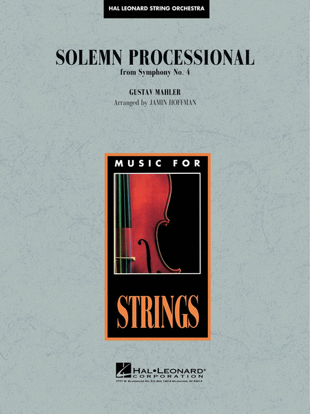 Solemn Processional (from Symphony No. 4)