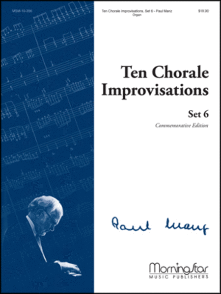 Ten Chorale Improvisations, Set 6