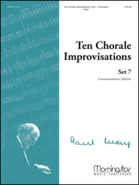 Ten Chorale Improvisations, Set 7