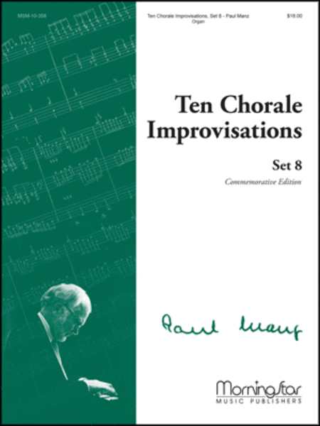 Ten Chorale Improvisations, Set 8