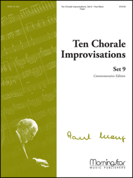 Ten Chorale Improvisations, Set 9