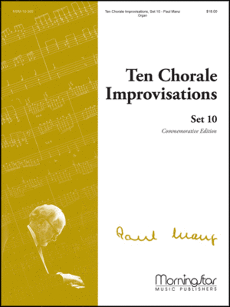 Ten Chorale Improvisations, Set 10