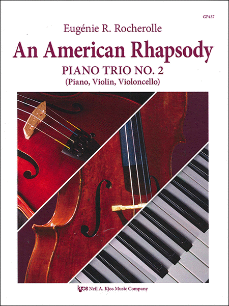 An American Rhapsody Piano Trio No. 2