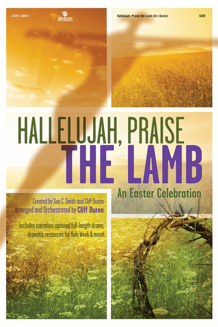 Hallelujah, Praise The Lamb (Choral Book)