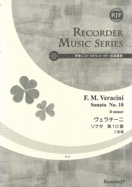 Sonata No. 10 in D minor