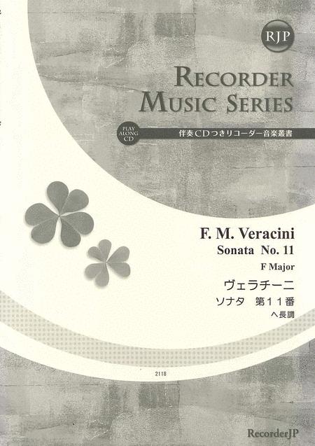 Sonata No. 11 in F Major