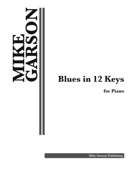Blues in 12 Keys (Complete)