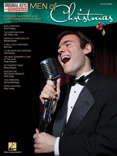 Men of Christmas - Original Keys for Singers