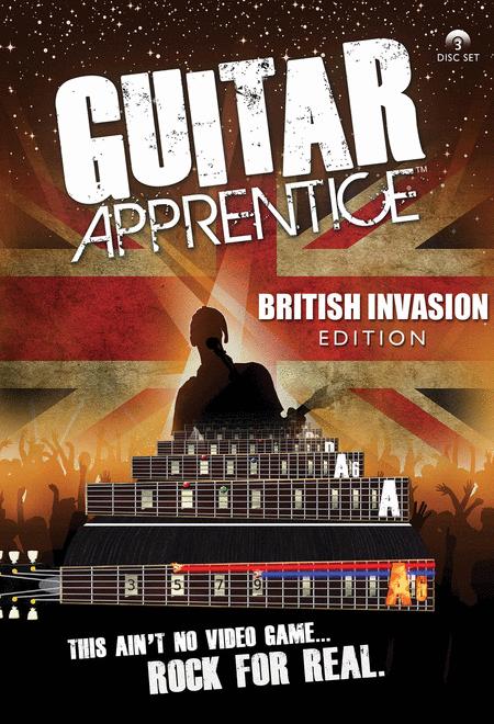 Guitar Apprentice - British Invasion