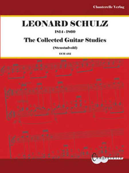 Leonard Schulz - The Collected Guitar Studies