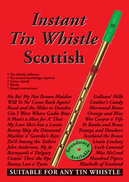 Instant Tin Whistle - Scottish