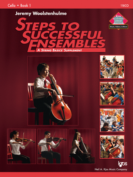 Steps to Successful Ensembles - Book 1 - Cello