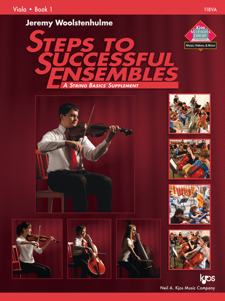 Steps to Successful Ensembles - Book 1 - Viola
