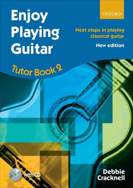 Enjoy Playing Guitar Tutor Book 2 (book and CD)