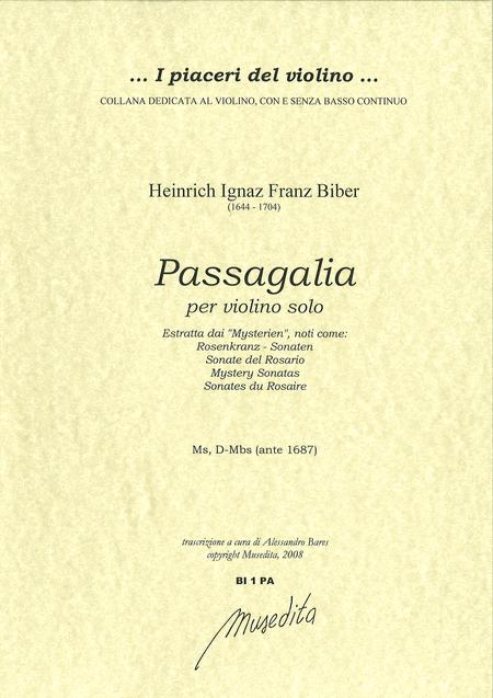 Passagaglia (from