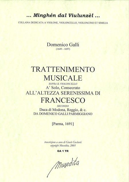 Trattenimento musicale ([Parma, 1691])
