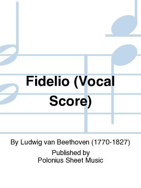Fidelio (Vocal Score)