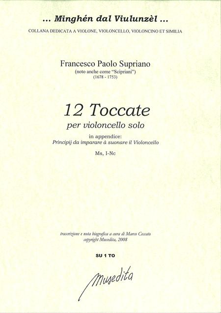 12 Toccatas