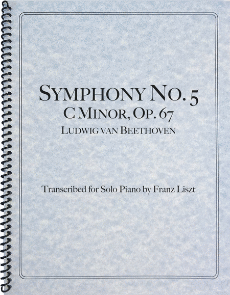 Symphony No. 5 in C Minor for Piano