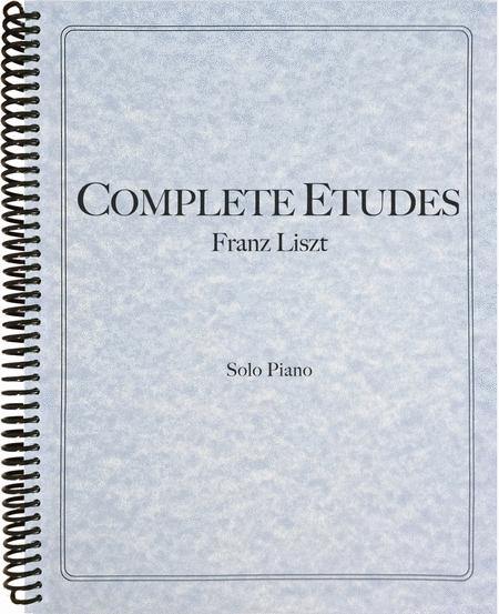 Liszt - Complete Etudes