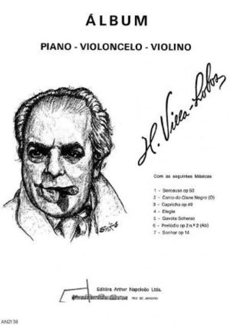 Album : piano, violoncelo (violino)