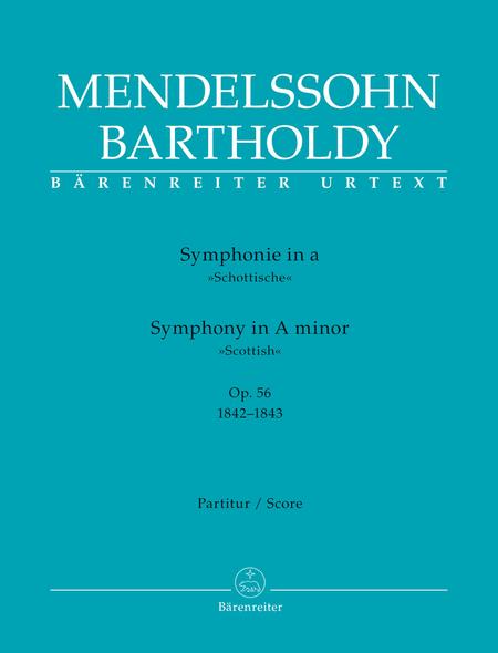 Symphony a-moll, Op. 56 'Scottish'