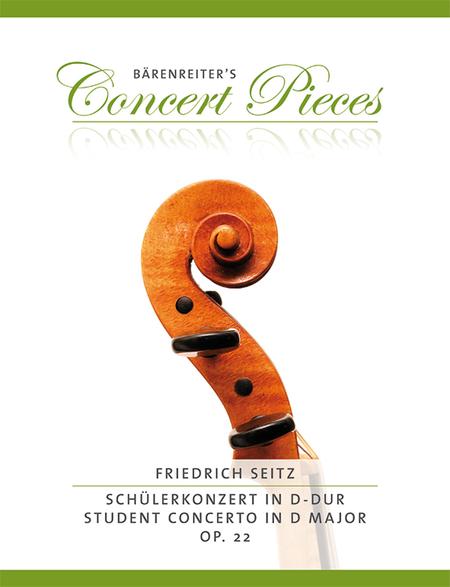 Concerto D major op. 22