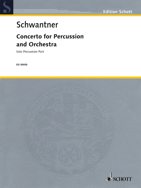 Concerto for Percussion and Orchestra