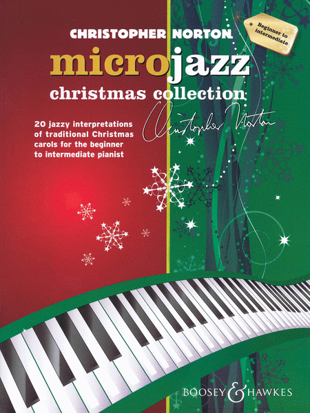 Christopher Norton - Microjazz Christmas Collection